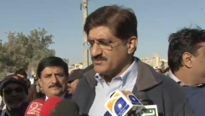 سندھ میں گنے کے بحران کی ذمہ دار پنجاب حکومت ہے، مراد علی شاہ