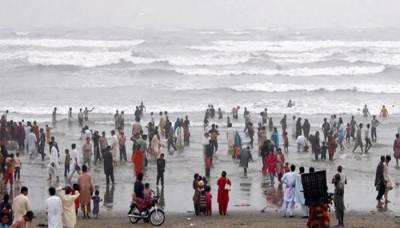 حکومت نے ساحل سمندر پر سال نو کا جشن منانے کی اجازت دیدی
