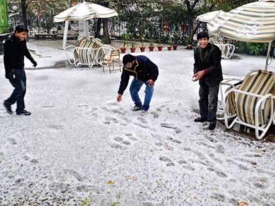 سائبیریا کی یخ ہوائیں پاکستان میں داخل ہونے سے سردی شروع