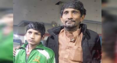 بھارتی جیل میں قید معذور پاکستانی بچہ رہائی کے بعد پاکستان پہنچ گیا