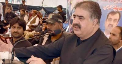 وزیر اعلیٰ بلوچستان ثناءاللہ زہری کیخلاف تحریک عدم اعتماد