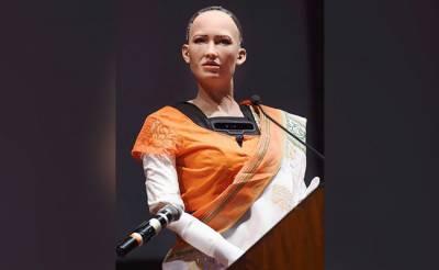 سعودی عرب کی خاتون روبوٹ صوفیہ کو شادی کی پیشکش ، نوجوان کو ایسا جواب ملا کہ پوری دنیا حیران رہ گئی
