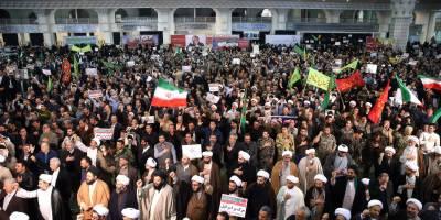 ایران میں حکومت مخالف مظاہروں میں ہلاک ہونیوالوں کی تعداد 20ہو گئی