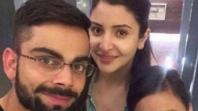 ویرات کوہلی اور انوشکا شرما نے نیو ائیر نائٹ کہاں گزاری ؟جانئے