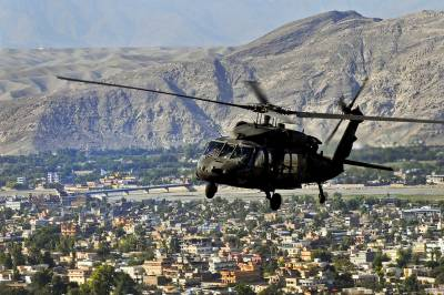 افغان فورسز کی زمینی و فضائی کارروائی، داعش کے 65 جنگجو ہلاک