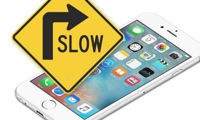 ایپل کا سست آئی فون کی بیٹریوں میں خصوصی رعایت کا اعلان