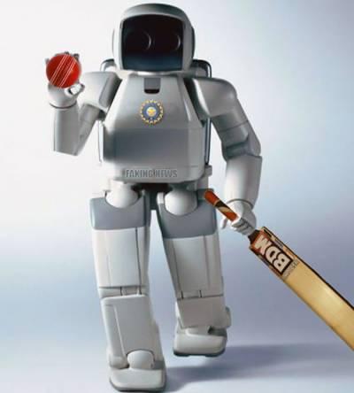 کرکٹ امپارنگ کیلئے ربوٹس کو استعمال کرنے پر غور