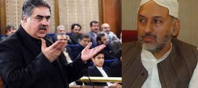 وزیراعلیٰ کے مشیر پرنس احمد علی احمد زئی نے بھی استعفیٰ دیدیا