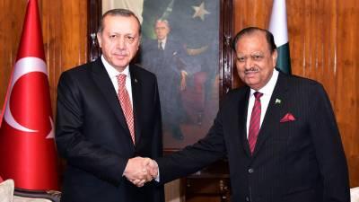 امریکی دھمکیوں کے خلاف ترکی کا بھی پاکستان کے ساتھ مکمل اظہار یکجہتی