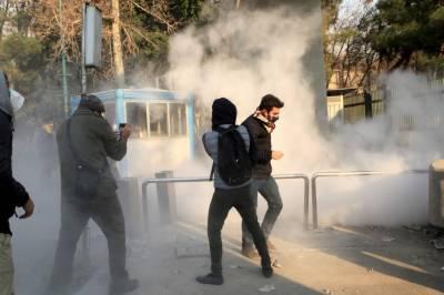 ایران میں ہونے والی حالیہ بغاوت کے بارے میں پاسدارنِ انقلاب کا بڑا دعویٰ سامنے آگیا