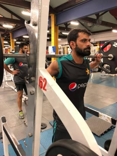 نئے سال کا پہلا چیلنج , پاکستانی ٹیم پریکٹس میچ جیتنے کے بعد پھر تیاریوں میں لگ گئی
