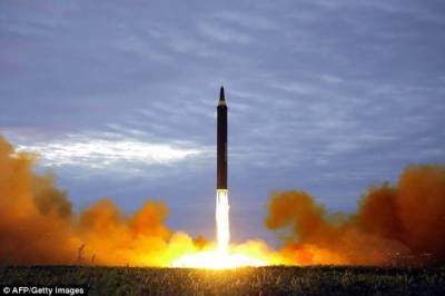 شمالی کوریا نے غلطی سے اپنے ہی شہر کو میزائل سے نشانہ بنا لیا
