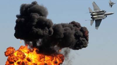 شام میں روسی طیاروں کی بمباری سے 30 شہری ہلاک
