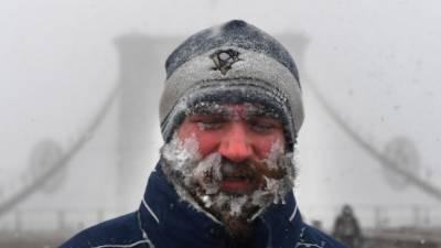امریکا میں شدید سردی، 19 افراد ہلاک