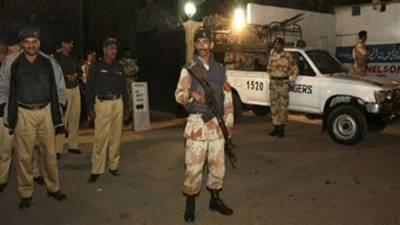 کراچی، رینجرز اور سی ٹی ڈی کا مشترکہ آپریشن، 16 دہشتگرد گرفتار