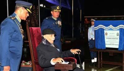 سابق ایئر چیف مارشل (ر) اصغر خان انتقال کر گئے
