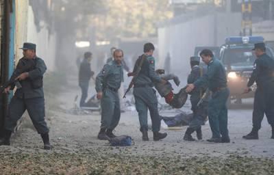 افغانستان کے دارالحکومت کابل میں خود کش حملے سے 20 افراد جاں بحق