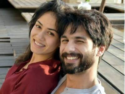 ایشوریا کے بعد شاہد کپور کی بیوی بھی میڈیا سے خفا