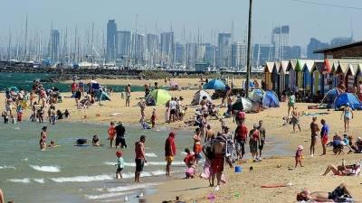 آسٹریلیا میں گرمی کا تقریباً 80 سالہ ریکارڈ ٹوٹ گیا