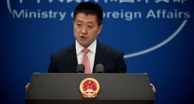 پاکستان نے بین الاقوامی سطح پر انسداد دہشت گردی کیلئے بہت قربانیاں دیں، چین