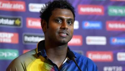 سری لنکا نے انجلیو میتھیوز کو دوبارہ ٹی 20 کا کپتان مقرر کر دیا