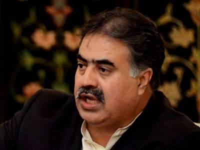 وزیراعلیٰ بلوچستان نواب ثنااللہ زہری کااستعفی منظور ،نوٹیفکیشن جاری