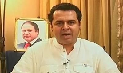 عمران خان کی پوری پارٹی ان کی شادی کے معاملے میں الجھی ہوئی ہے : طلال چوہدری