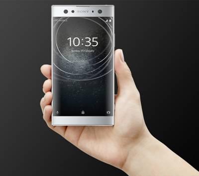 سونی کا نیا سمارٹ فون متعارف، گھپ اندھیرے میں سیلفی بنائے