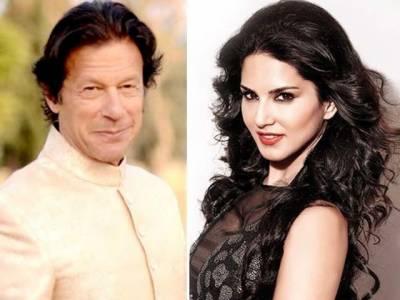 عمران خان پاکستانی سیاست کی سنی لیون قرار