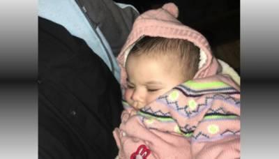اسلام آباد، 6 ماہ کی اغوا بچی بازیاب، 2 ملزمان گرفتار