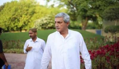 جہانگیر ترین نے نااہلی کے فیصلے پر نظرثانی کی درخواست دائر کر دی