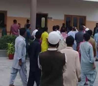 کراچی :نجی اسکول کے چوکیدار کی بچی سے مبینہ زیادتی کی کوشش