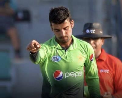 نیوزی لینڈ کیخلاف تیسرے میچ میں شاندار کارکردگی کیلئے پرعزم ہیں : شاداب خان