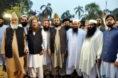 دفاع پاکستان کونسل کا امریکی ترسیل پر پابندی کے لئے تحریک چلانے کا اعلان