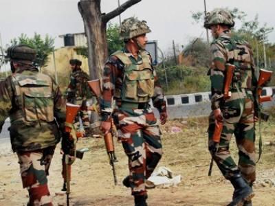 مقبوضہ کشمیر میں بھارتی فوجی آپریشن کے دوران 5 کشمیری شہید