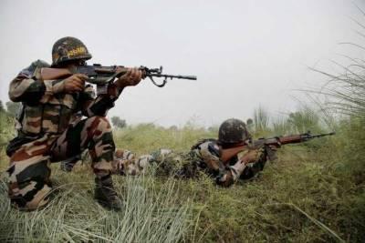 بھارت کنٹرول لائن پر اشتعال انگیزی سے باز نہ آیا، پاک فوج کے 4 جوان شہید