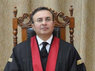 پنجاب حکومت اور پولیس زینب کیس میں سنجیدہ نہیں، جسٹس منصورعلی شاہ
