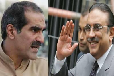 بلوچستان میں جوڑتوڑ آصف زرداری نے شروع کی : سعد رفیق