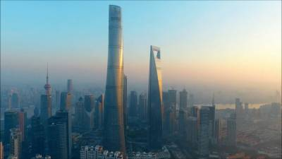 چین میں دنیا کی دوسری بلند ترین عمارت کی خصوصیات جانئے