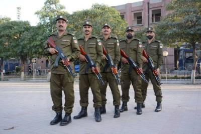 عوامی تحریک کے احتجاج کو مکمل سیکیورٹی فراہم کرنے کا فیصلہ