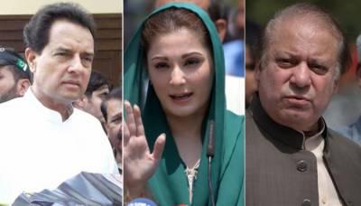 شریف خاندان کے خلاف احتساب عدالت میں نیب ریفرنسز کی سماعت جاری