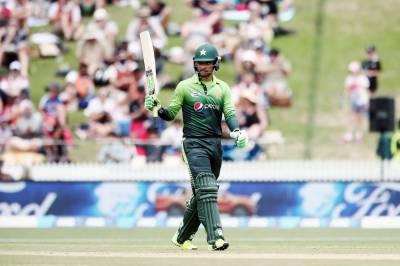 پاکستان نے نیوزی لینڈ کو جیت کے لیئے 263 کا رنز کا ہدف دے دیا
