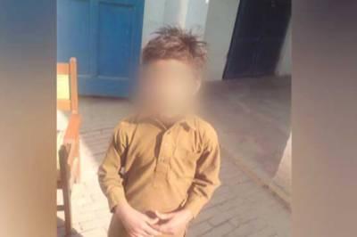 فیصل آباد میں 7 سالہ بچے سے زیادتی کرنیوالا ملزم گرفتار