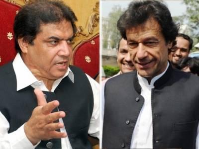 عمران خان نااہلی کیس، حنیف عباسی نے فیصلے کیخلاف نظرثانی اپیل دائر کر دی