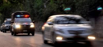 وی آئی پی موومنٹ کے دوران صرف دو منٹ کیلئے سڑک بند کرنے کا حکم