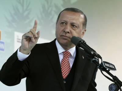 ہم امریکہ کی دہشت گرد قوتوں کا جنم لینے سے پہلے ہی خاتمہ کر دیں گے، ترک صدر طیب اردوان