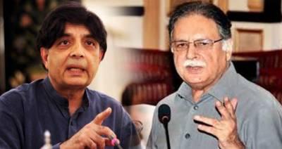 پرویز رشید خوشامد کی وجہ سے (ن) لیگ کے ارسطو بنے بیٹھے ہیں: چوہدری نثار علی خان