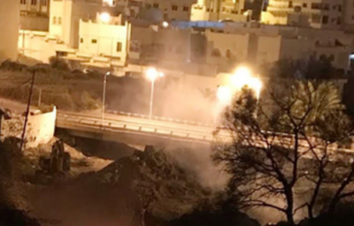 سعودی عرب کے علاقے ابہا میں ہولناک آگ بھڑک اٹھی