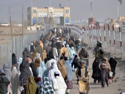افغان پناہ گزینوں کے قیام میں مزید توسیع نہ کرنے کا فیصلہ