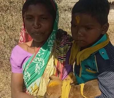 بھارت میں نحوست سے بچانے کیلئے 4 سالہ بچے کی شادی کتے کیساتھ کردی گئی